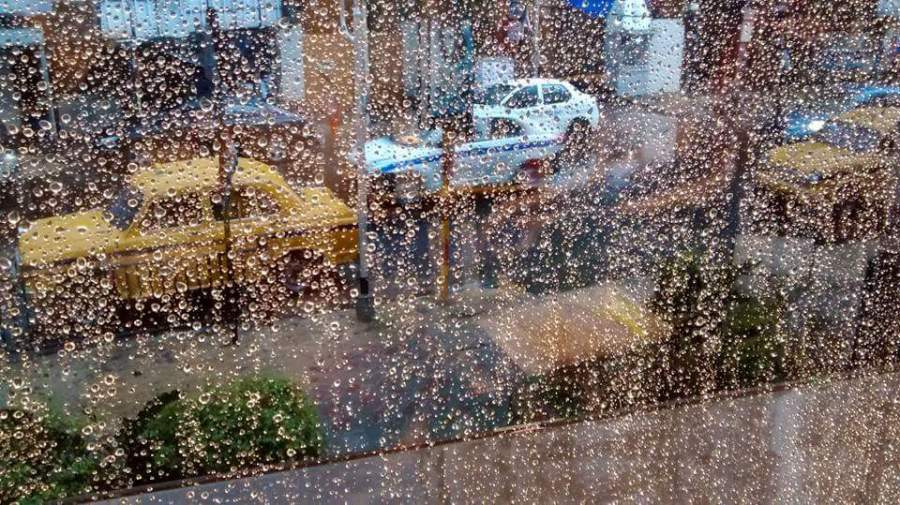 Rains and glasses