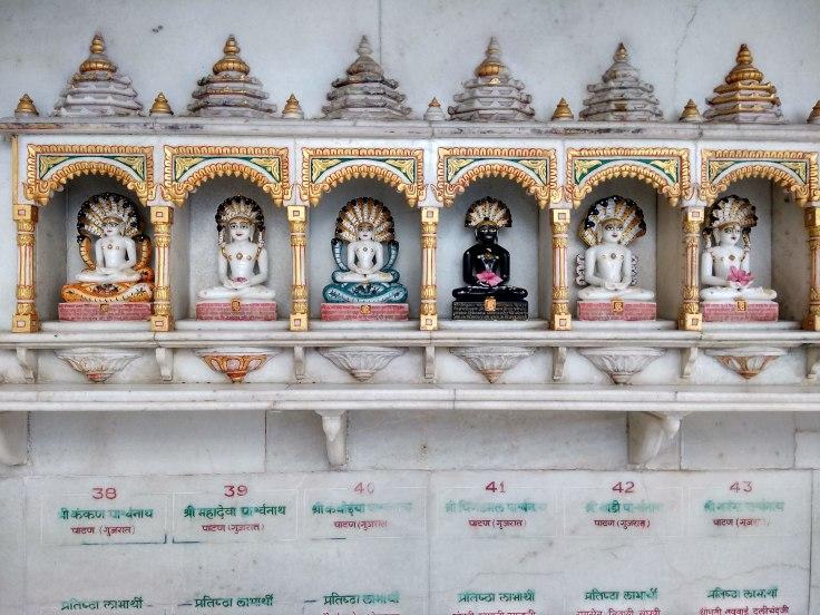 Jain Mandir - Parasnath Idol