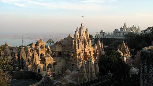 Shatrunjaya Hills