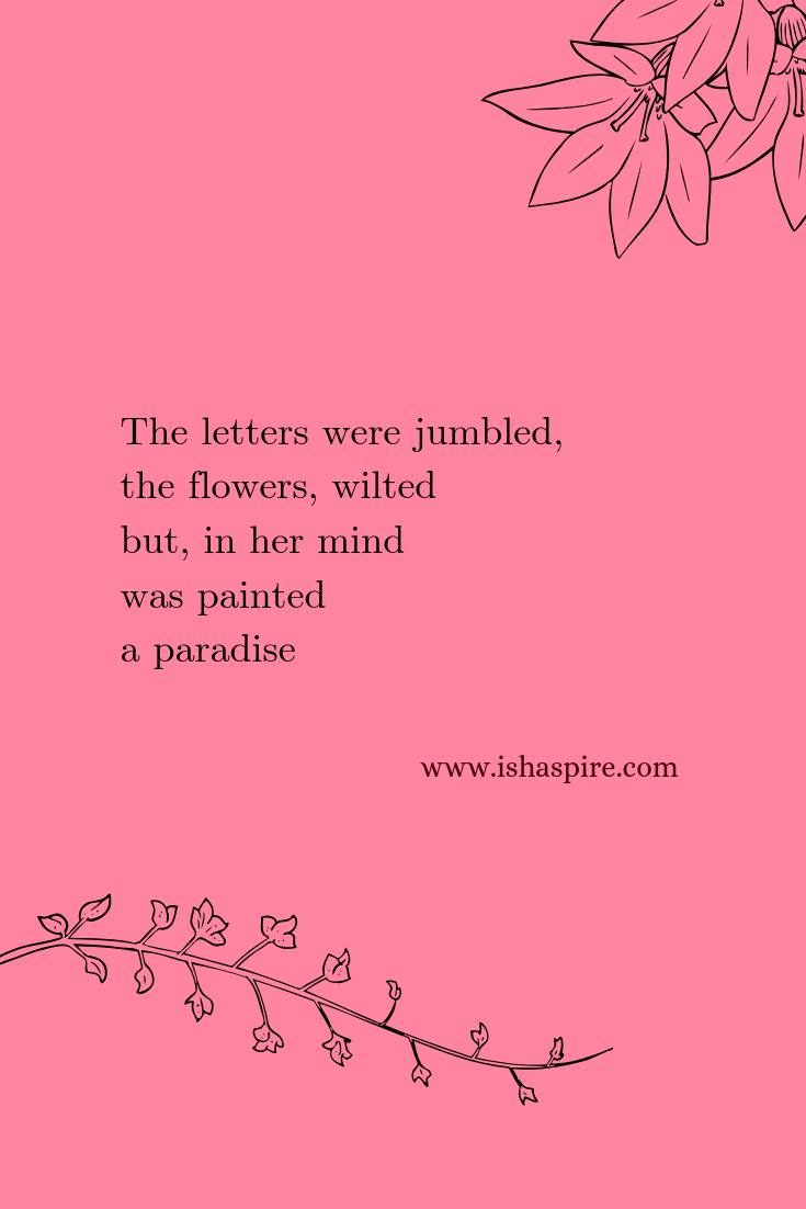 ishaspire_reverie Painted Paradise Quotes | Poetry | Thoughts