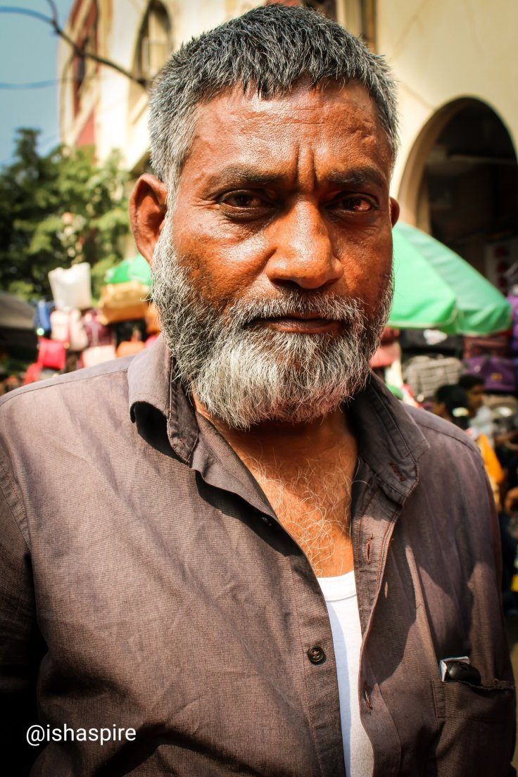 Kolkata Hawker Stories Bertram Street