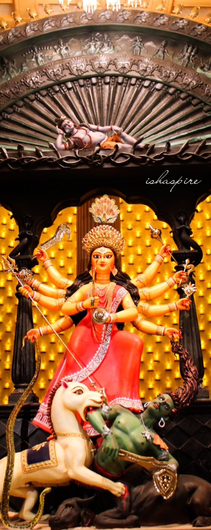 Chalchitra Thakur - Chetla Agrani Pujo 2019 - ishaspire