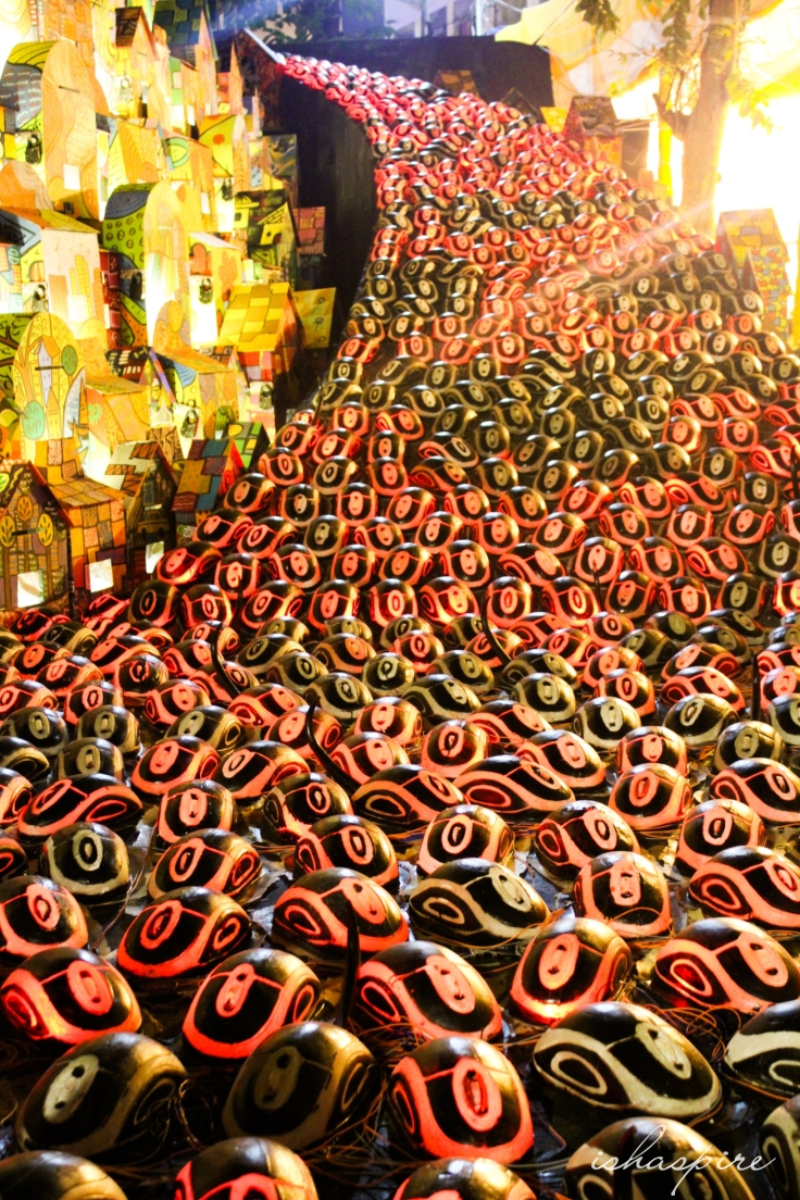 Chetla Agrani Durga Puja Pandal 2019 ishaspire