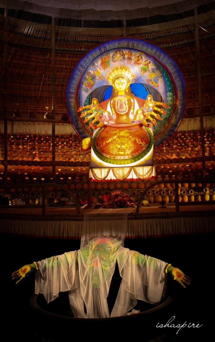 Naktala Udayan Sangha - Durga Puja 2019 - ishaspire